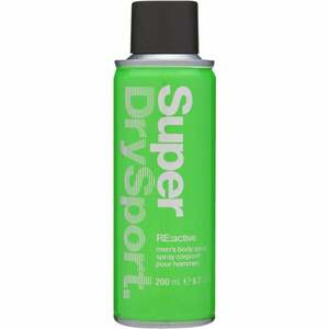 SuperDry Sport RE:active men´s body spray 2.00 EUR/100 ml