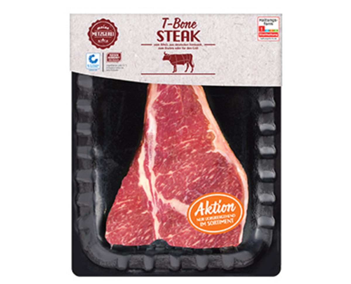 Bild 1 von MEINE METZGEREI T-Bone-Steak