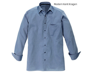 ROYAL CLASS SELECTION Modern Fit Hemd, 1/1-Arm