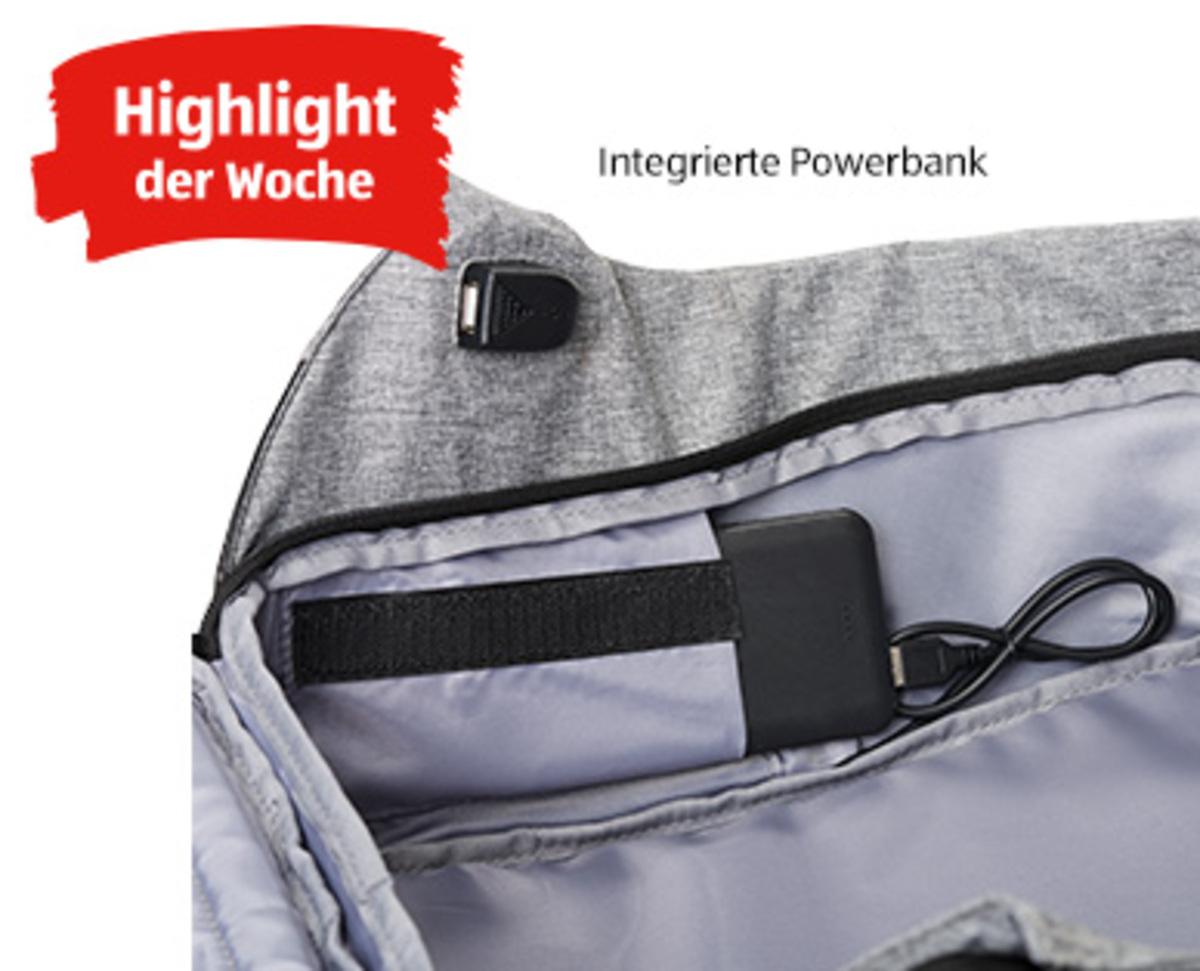 Bild 4 von Business-Rucksack inkl. Powerbank