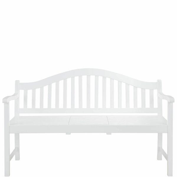 Butlers Banquette Bank mit aufklappbarem Tisch