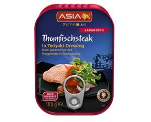 ASIA Thunfischsteak