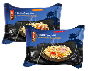 ASIA Instant Nudeln