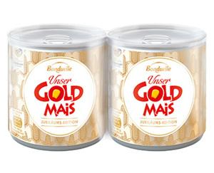 Bonduelle Goldmais Jubiläums-Edition