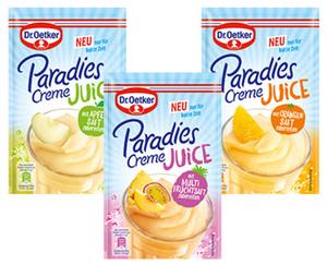 Dr. Oetker Paradiescreme Juice