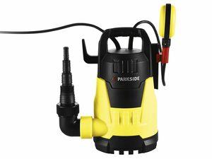 PARKSIDE® Klarwassertauchpumpe PTPK 400 A1