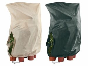 FLORABEST XXL-Pflanzen-Frostschutzvlies, 240 x 200 cm
