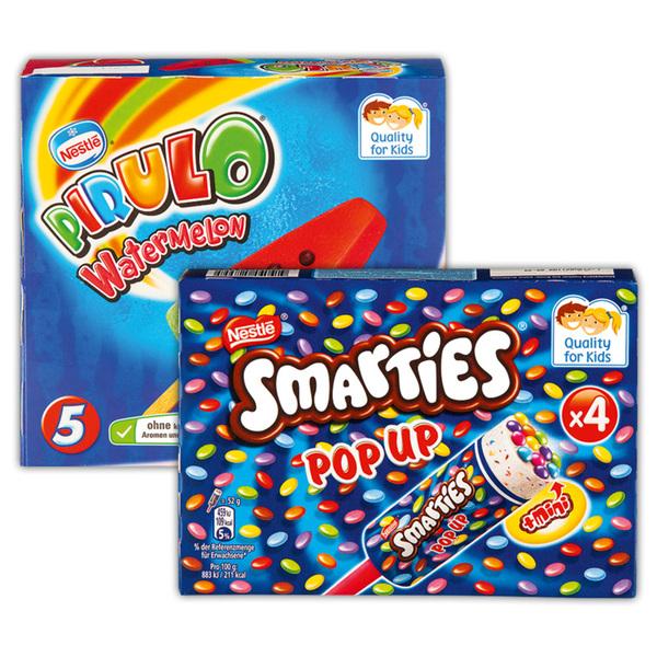 Nestlé Smarties Pop Up / Pirulo Watermelon