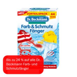 Dr. Beckmann Farb- und Schmutzfänger