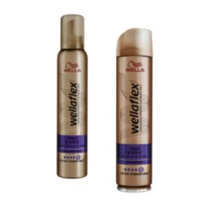Wellaflex Haarspray, Gel oder Schaumfestiger