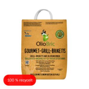 Olio Bric Grillbriketts