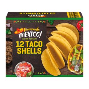BIENVENIDO MEXICO     Taco Shells