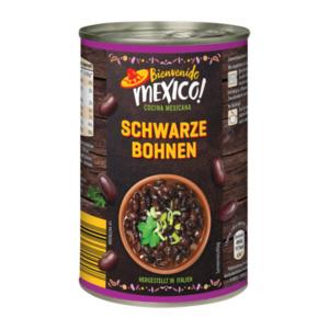 BIENVENIDO MEXICO     Schwarze Bohnen