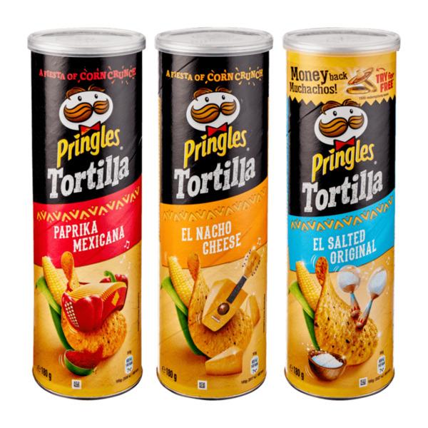 Pringles Tortilla Chips