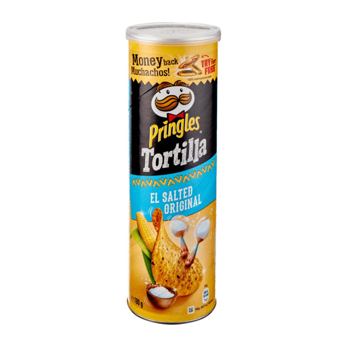 Bild 3 von Pringles Tortilla Chips