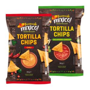BIENVENIDO MEXICO     Tortilla Chips