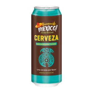 BIENVENIDO MEXICO     Cerveza