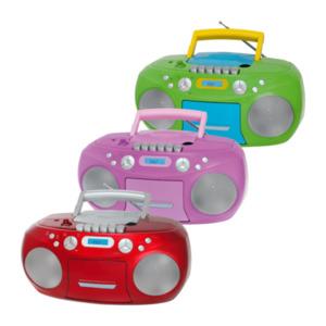 CD- / MP3- / Kassettenspieler