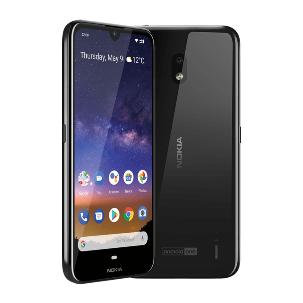 """Bild 1 von NOKIA 2.2 (2019) 14,5 cm (5,71"""") Smartphone mit Android 9"""