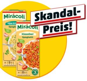 MIRÁCOLI Spaghetti