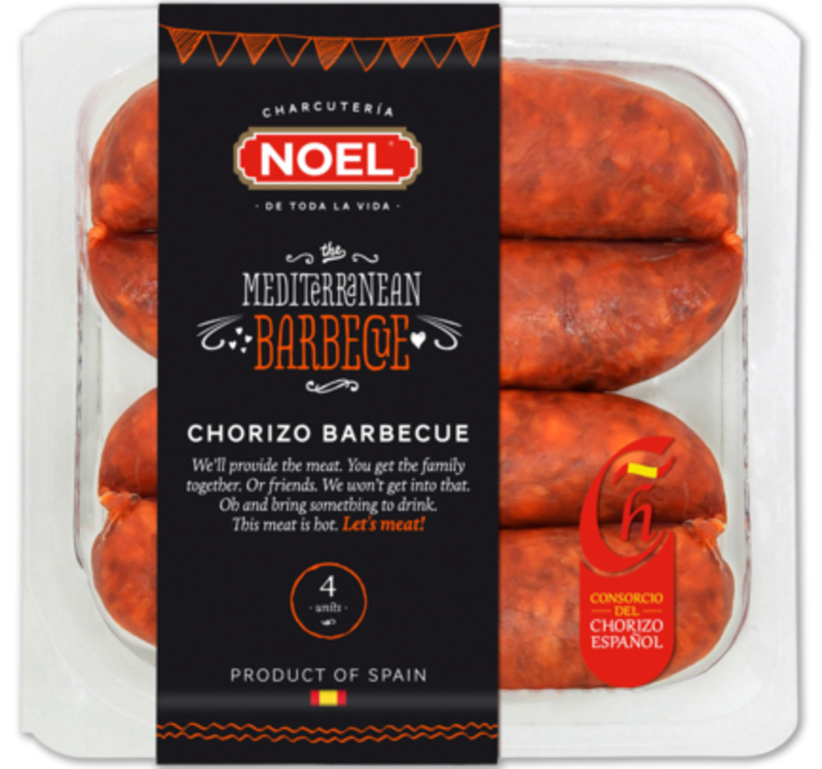 Bild 1 von NOEL Chorizo Barbecue