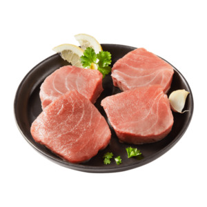 Thunfisch-Steaks