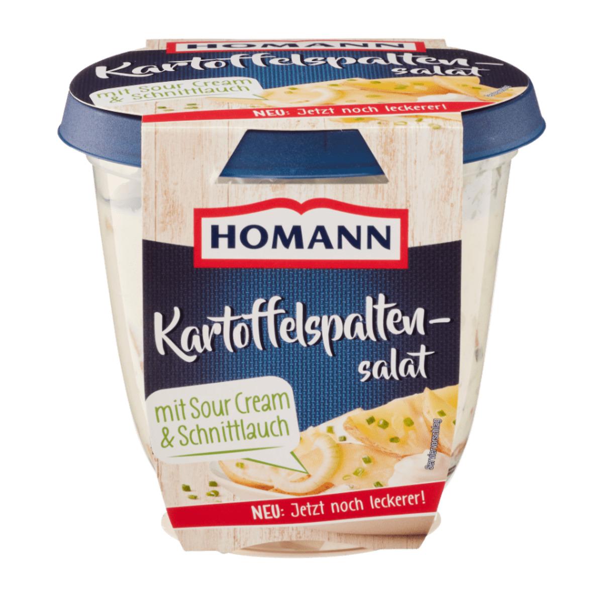 Bild 2 von Homann Kartoffelsalat