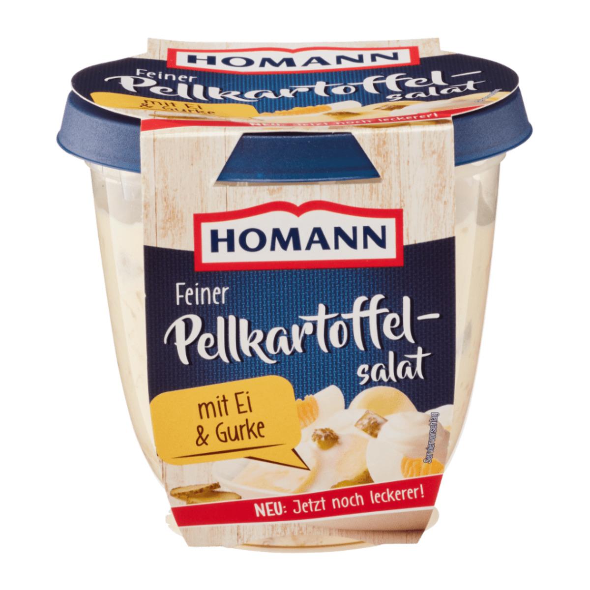 Bild 4 von Homann Kartoffelsalat