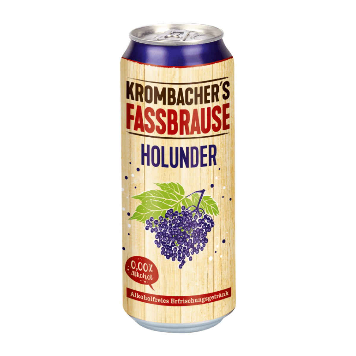 Bild 5 von Krombacher's Fassbrause