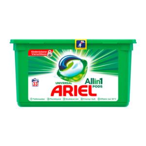 Ariel All-in-1 Pods Regulär
