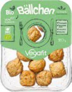 Vegafit Bio-Falafelbällchen, Bio-Bällchen, Bio-Frikadelle oder Bio-Gemüsebällchen