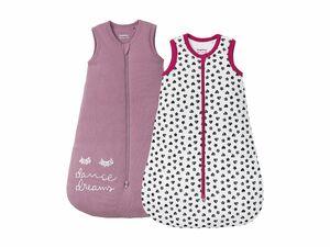 LUPILU® Baby Mädchen Schlafsack