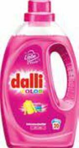 dalli Waschmittel Pulver oder Flüssig