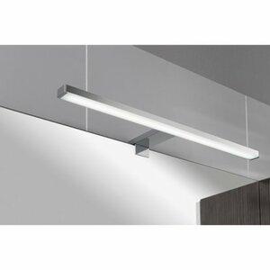 Fackelmann LED-Aufsatzleuchte Verchromt EEK: A