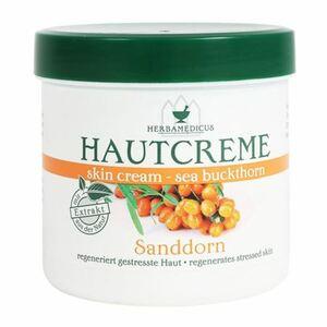 Herbamedicus Hautcreme Sanddorn 250ml