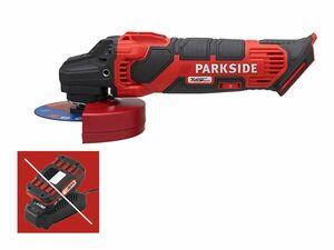 PARKSIDE® Akku-Winkelschleifer PWSA 20-Li B3 (ohne Akku / ohne Ladegerät) Limited Edition