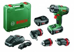 Bosch Schlagbohrschrauber AdvancedImpact 18 ,  18 V, 1,5 Ah, Drehmoment max: 19/38 Nm, Anzahl Akku: 2