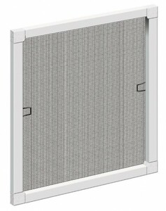 Schellenberg Insektenschutz-Fenster ,  Standard 100 x 120 cm weiss