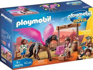 PLAYMOBIL 70074 Marla, Del und Pferd mit Flügeln