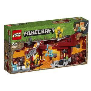 LEGO Minecraft 21154 Die Brücke