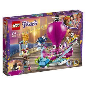 LEGO Friends 41373 Lustiges Oktopuskarussell