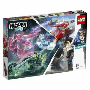 LEGO Hidden 70421 Stunt Truck El Fuegos