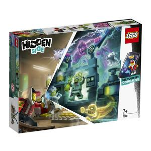 LEGO Hidden 70418 jBs Geisterlabor