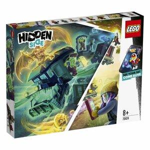 LEGO Hidden 70424 Geisterexpresszug