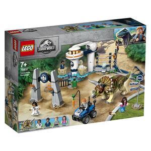 LEGO Jurassic World 75937 Triceratops-Randale