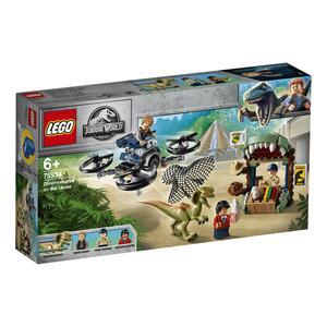 LEGO Jurassic World 75934 Dilophosaurus auf der Fl