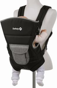 Safety 1st Bauchtrage Youmi Black Chic