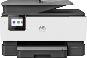 HP OfficeJet Pro 9012 AiO Multifunktionsgerät Tinte
