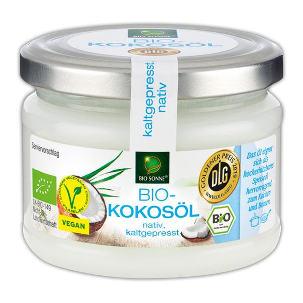 Bio Sonne Bio-Kokosöl nativ