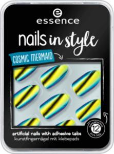 essence cosmetics Künstliche Fingernägel nails in style intergalactic queen 07